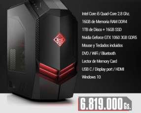 Computadora HP Omen Desktop