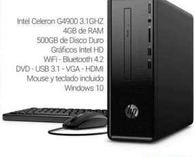 Computadora HP Slimline 290