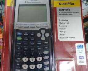 Calculadora Científica Ti 84+