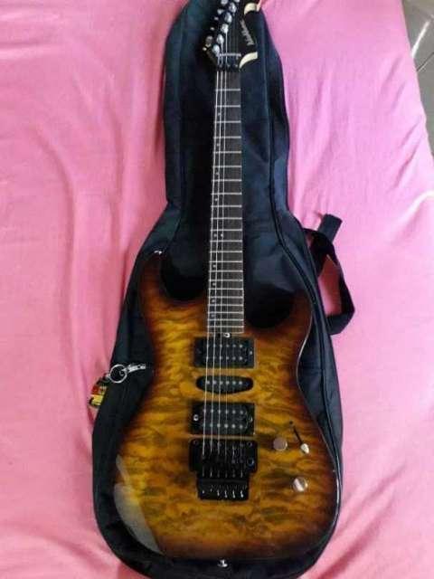Guitarra Electrica Washburne - 0