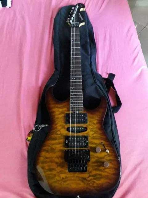 Guitarra Electrica Washburne - 1