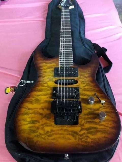 Guitarra Electrica Washburne - 3