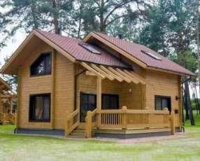 Construimos cabañas y casas pre fabricadas
