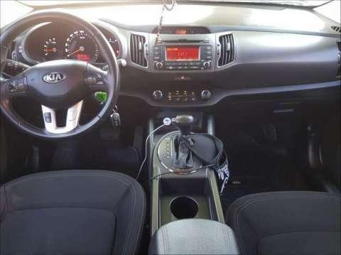 Kia Sportage 2014 turbo diésel automático - 3