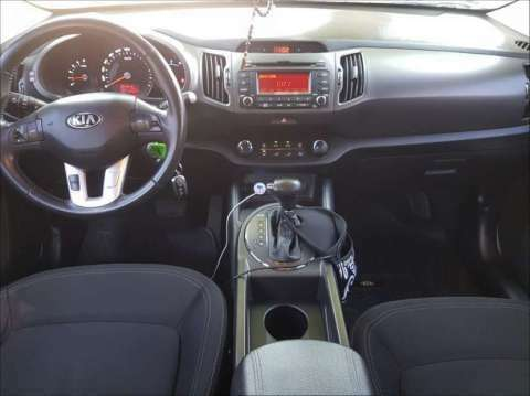 Kia Sportage 2014 turbo diésel automático - 2