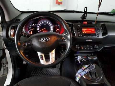 Kia Sportage 2014 turbo diésel automático - 5