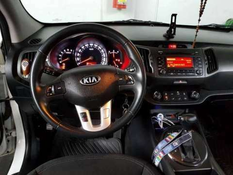 Kia Sportage 2014 turbo diésel automático - 4
