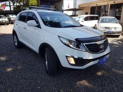 Kia Sportage 2014 turbo diésel automático - 0