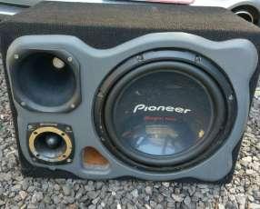 Caja de sonido Pioneer