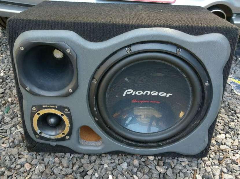 Caja de sonido Pioneer - 0