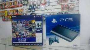 PS3 500 gb 70 juegos