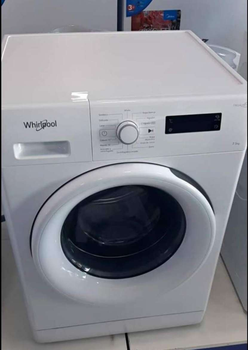 Lavarropa whirlpool 6kg - 0