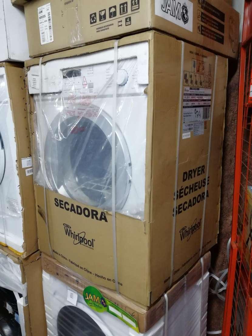 Secarropa Whirpool 7 kg - 1