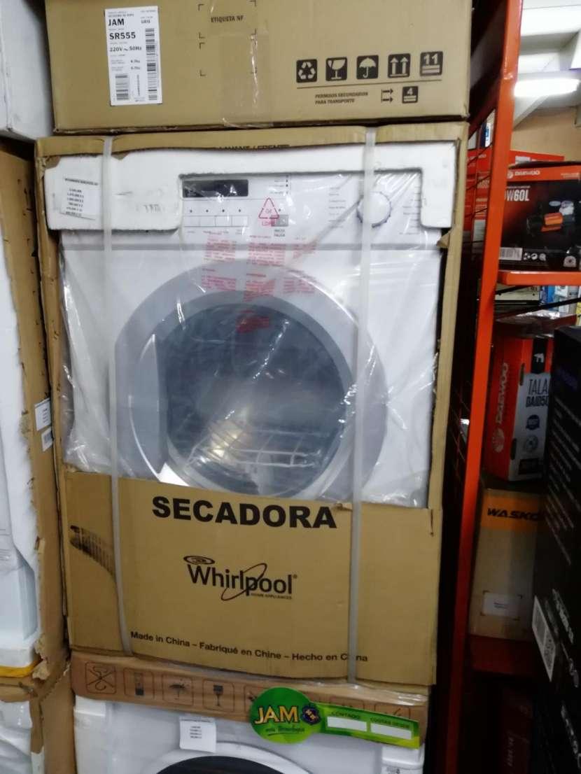 Secarropa Whirpool 7 kg - 2