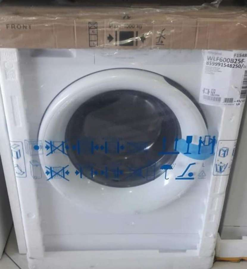 Lavarropa whirlpool 6kg - 2