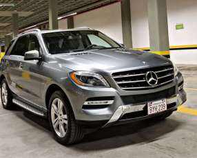 Mercedes Benz ML 350 Bluetec 4Matic 2012