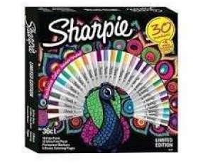 Juego de marcadores Sharpie