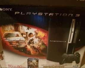 Playstation 3 PS3 Fat en caja original