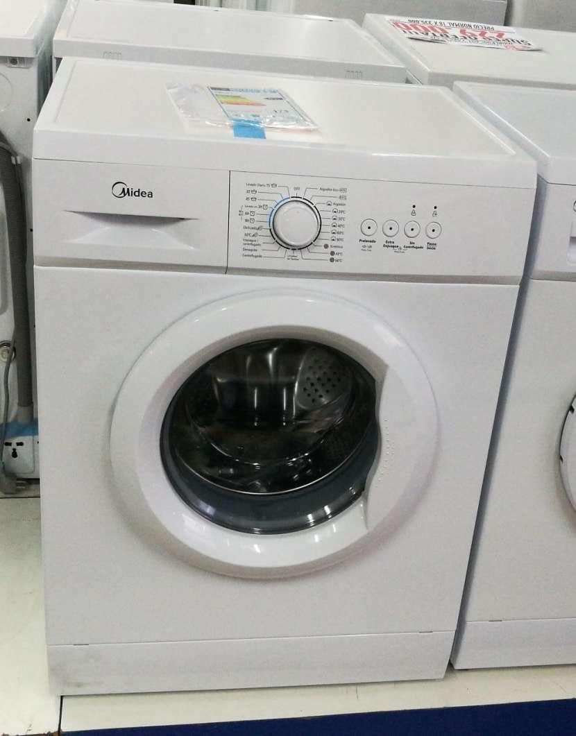 Lavarropa automático Midea 6 kg