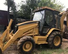 Tractor retropala CAT