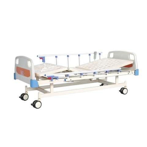 Cama hospitalaria de 2 movimientos