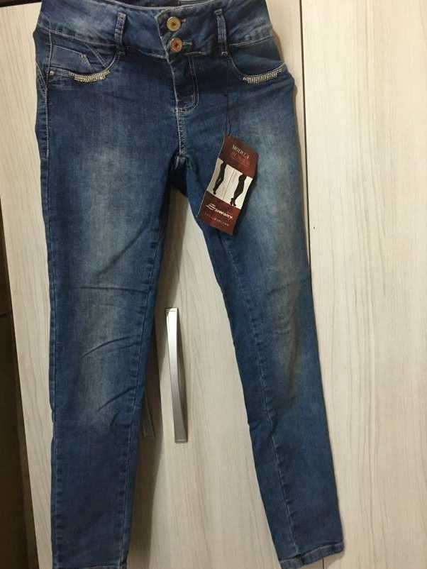 Jeans sawary talle 38