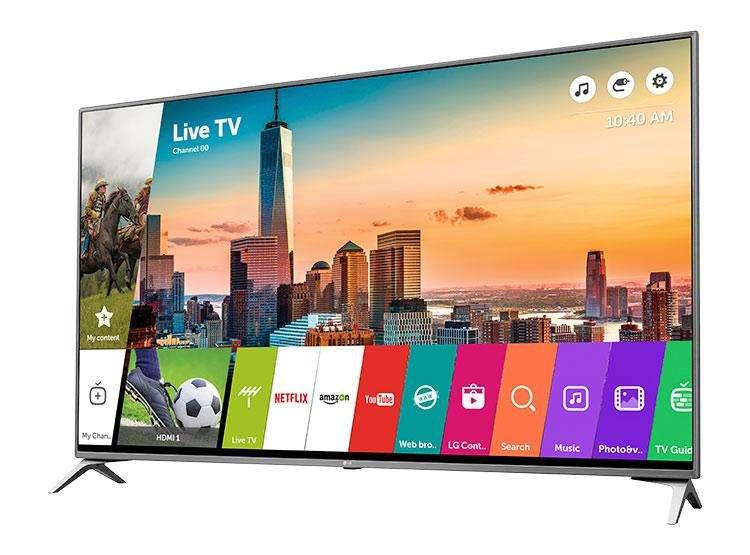 TV LED LG 49 pulgadas Smart UHD 4K - 0