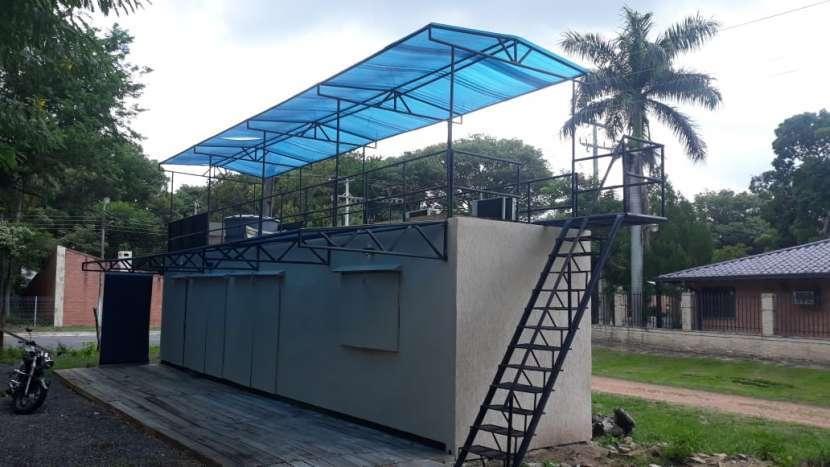 Casa prefabricada de conteiner móvil - 7