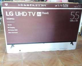 TV LED Smart LG UHD 4K de 55 pulgadas