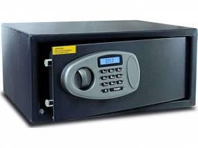 Caja de seguridad con LCD