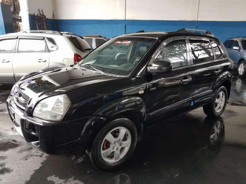 Hyundai Tucson tdi 2006 - 3