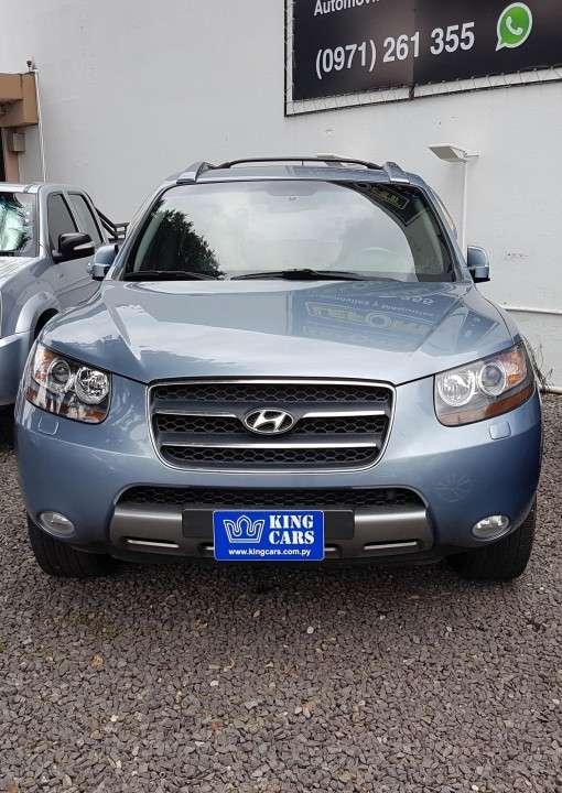 Hyundai Santa Fe 2007 tdi