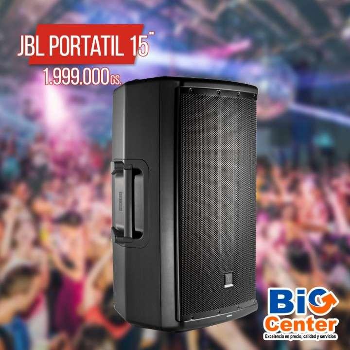 Caja acústica JBL con bluetooth 1615 - 0