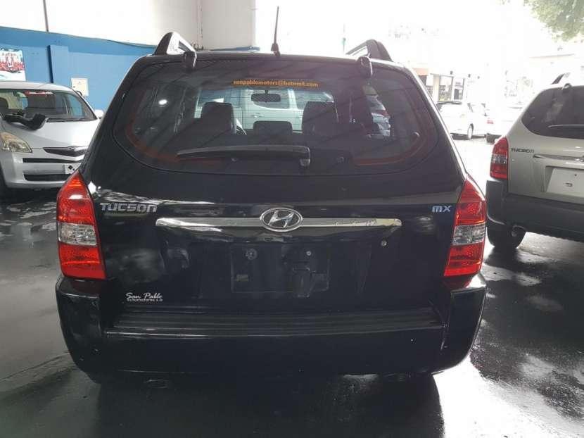 Hyundai Tucson tdi 2006 - 5