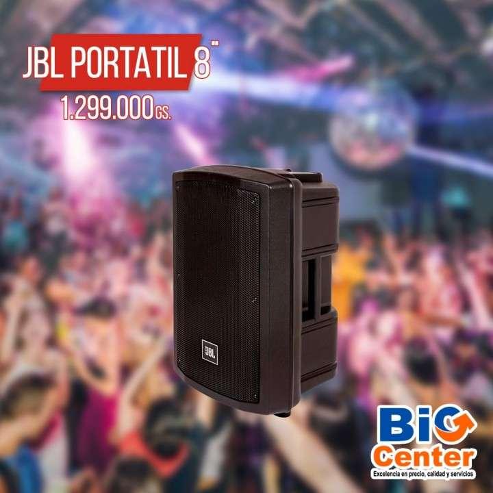 Parlante JBL 8 pulgadas - 0