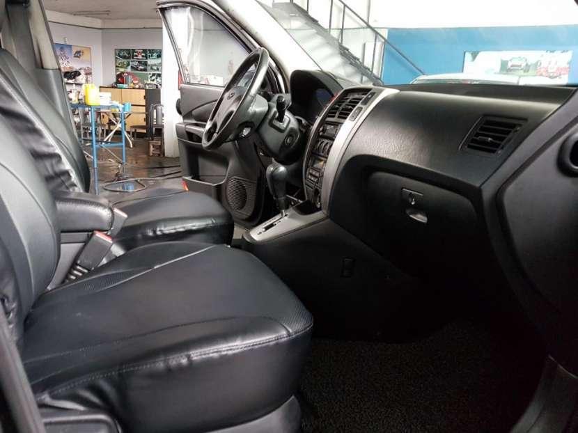 Hyundai Tucson tdi 2006 - 4