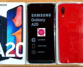 Samsung Galaxy A20 de 32 gb nuevos