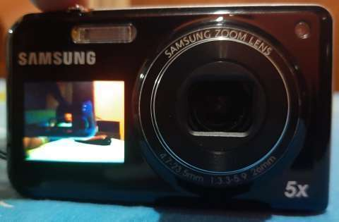 Cámara Digital Samsung - 0