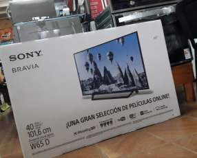 TV LED Smart Sony Bravia de 40 pulgadas