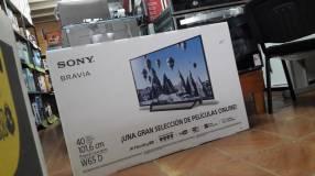 TV LED Smart Sony Bravia de 40 pulgadas