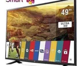 Tv smart LG 49 pulgadas 4K
