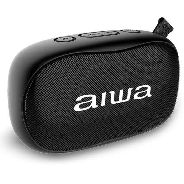 Parlante portátil Aiwa – AW-S21-BK - 0