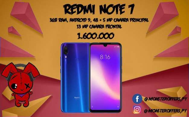 Xiaomi Redmi Note 7 - 0
