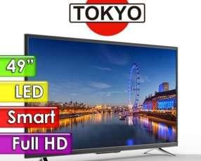 TV Smart Tokyo de 49 pulgadas FHD