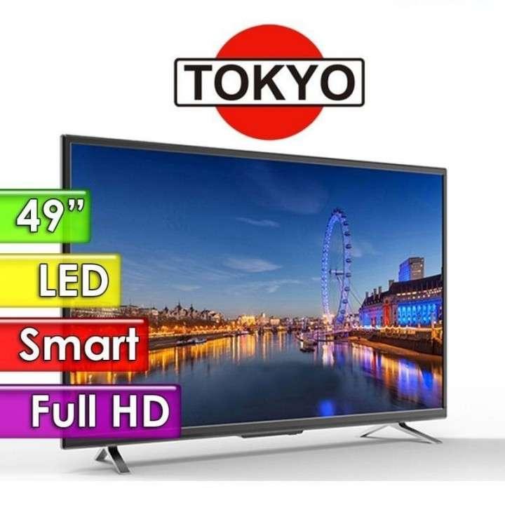 TV Smart Tokyo de 49 pulgadas FHD - 0