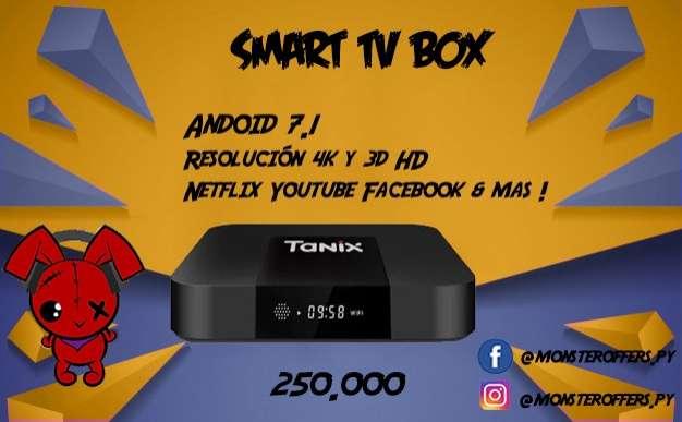 Smart TV Box - 0