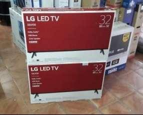 TV LED LG de 32 pulgadas