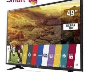 Tv smart LG 49 pulgadas 4K Ultra HD