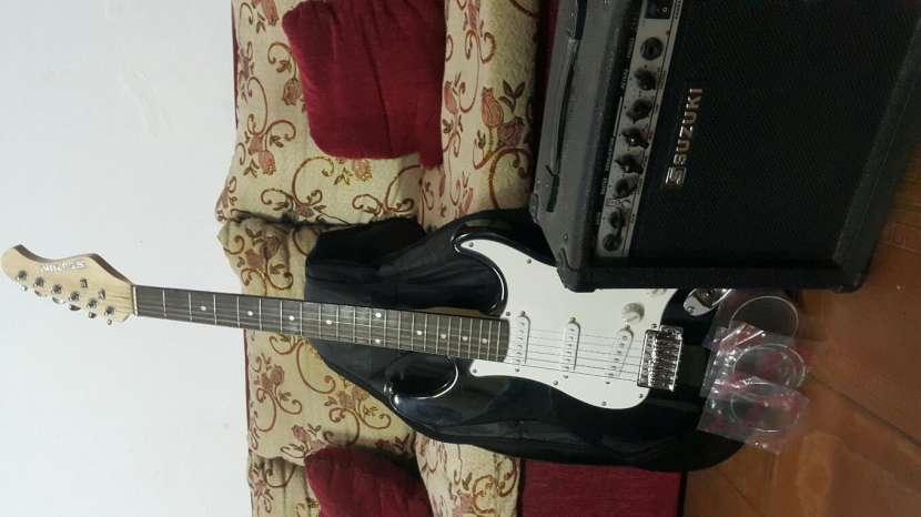 Guitarra Suzuki+Amplificador - 3
