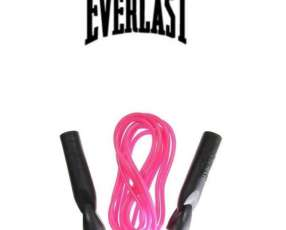 Cuerda de salto Everlast Rosa Jump Rope